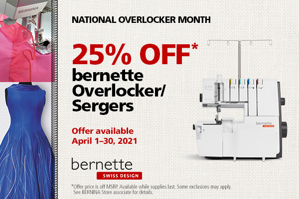 Overlocker Month Sale 2